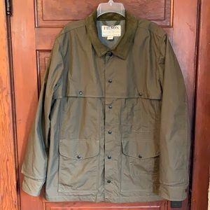 Filson  Lightweight Dry Cloth Cruiser Jacket XL